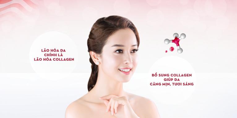 Công dụng của Collagen trong việc làm đẹp da tác dụng của collagen làm đẹp da tác dụng collagen chăm sóc da